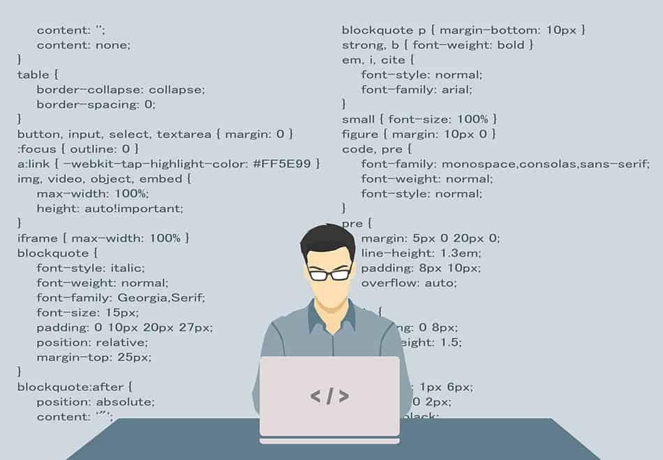 Programmation et référencement site web