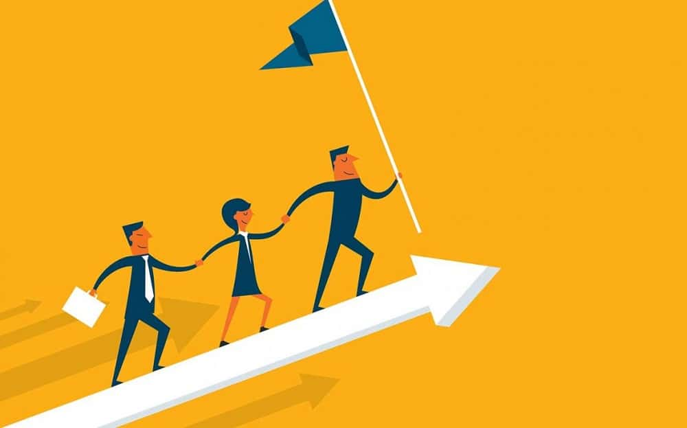 organiser travail devenir leader
