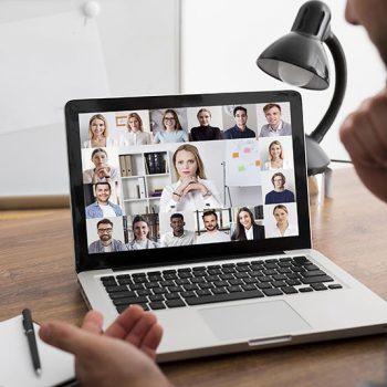 Animer une réunion en visioconférence